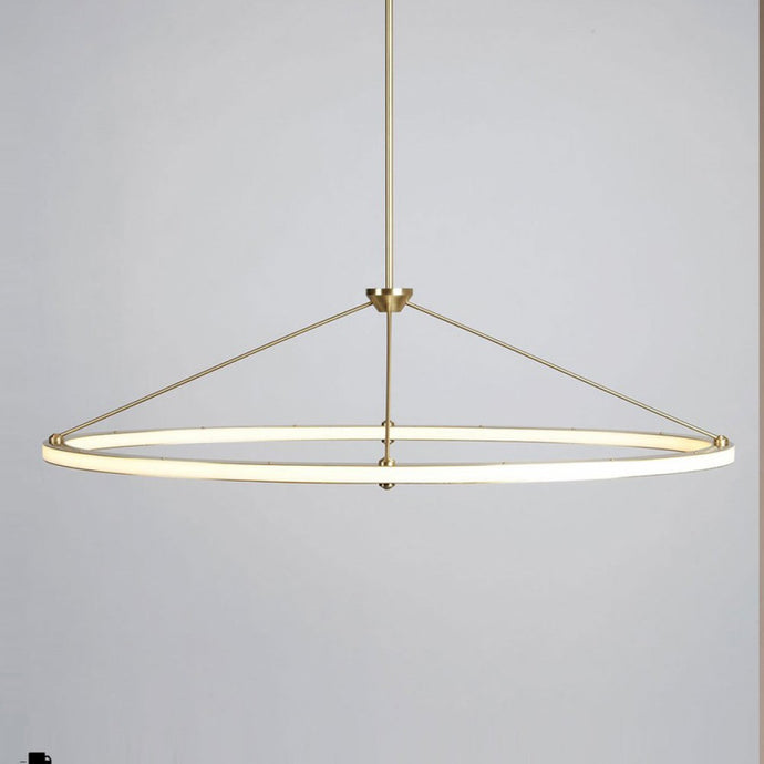 Halo Circle LED Pendant Lamp