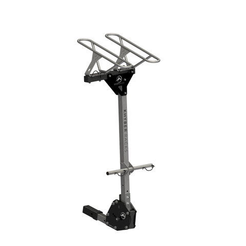 Khyber Racks V1 Two Pack Hitch Mount Bike Rack