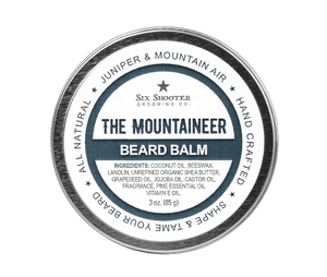 The Mountaineer Beard Balm