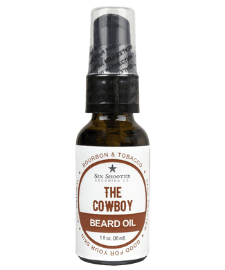 The Cowboy Beard Oil