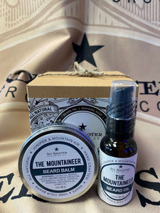 Beard Oil and Balm Bundle