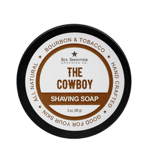 The Cowboy Shaving Soap