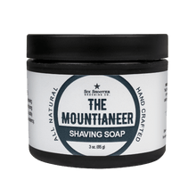 Load image into Gallery viewer, The Mountaineer Shaving Soap