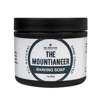 The Mountaineer Shaving Soap
