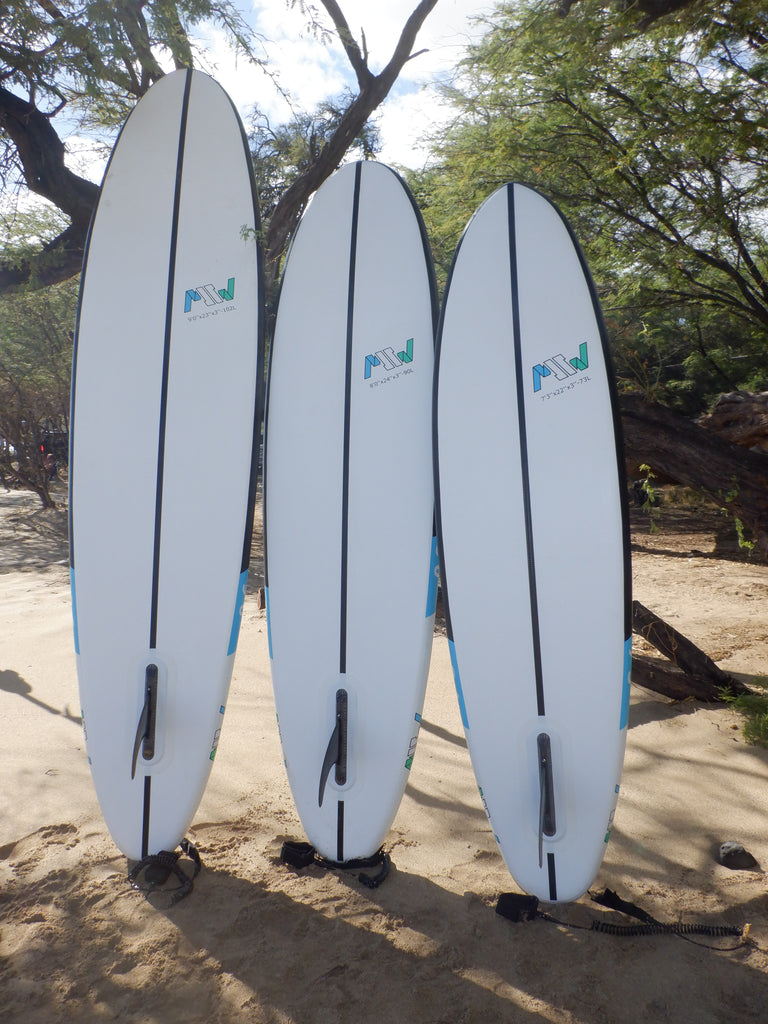 "7'3"" Inflatable Surfboard"