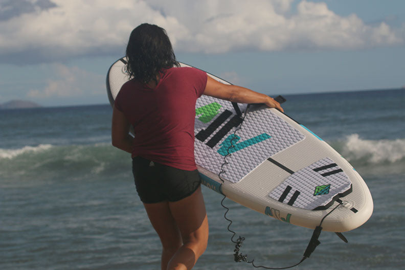 "9'0"" Inflatable Surfboard"