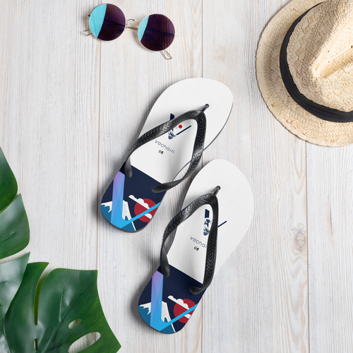 Japan Themed Vechain Flip Flops
