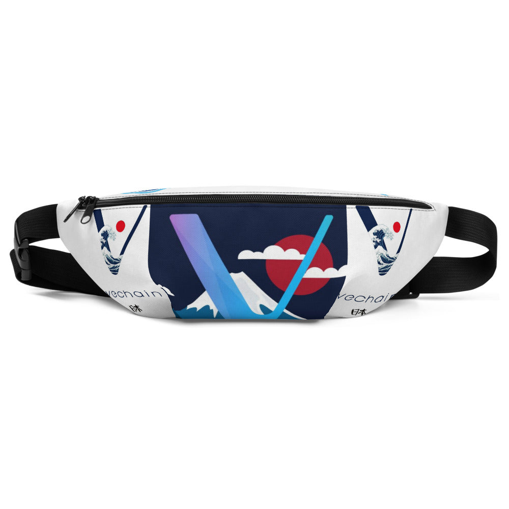 Vechain Japan Themed Fanny Pack