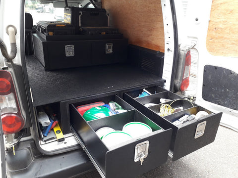 Fiat Fiorino Double Storage Draws