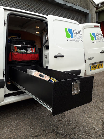Mercedes Citan Side Door Storage Draw