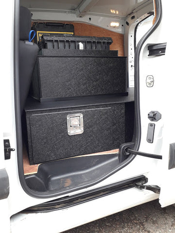Citroen Nemo Side Door Storage Draw