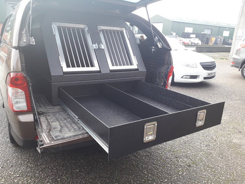 Ssangyong Musso Storage Draws