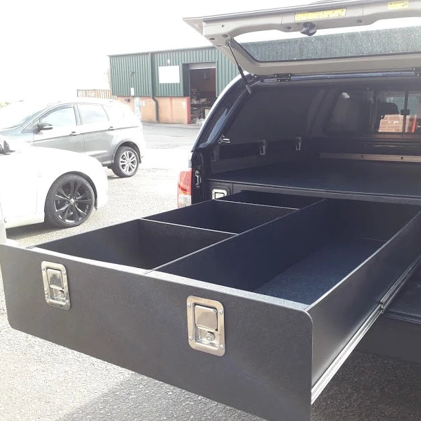 Fiat Fullback Storage Draws