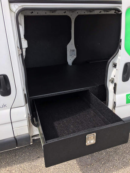 Nissan NV400 Side Door Storage Draw
