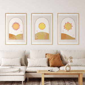 Sunshine series 3 set B