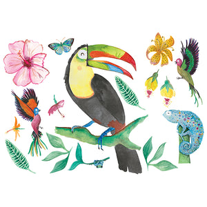 Jungalow Toucan Set