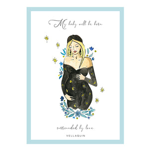 Maternity Affirmation Set