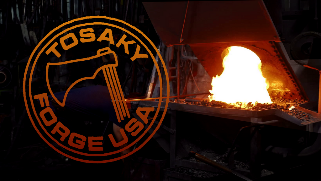 Wholesome Brand Showcase #3: Tosaky Forge