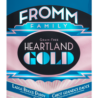 Fromm Heartland Gold Grain Free Large Breed Puppy