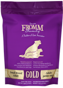 Fromm Gold Small Breed Adult Recipe for Dogs