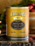 Fromm Gold Grain Free Chicken and Sweet Potato Pate Canned Dog Food 12 oz.