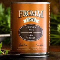 Fromm Gold Chicken Pate Canned Dog Food 12 oz.