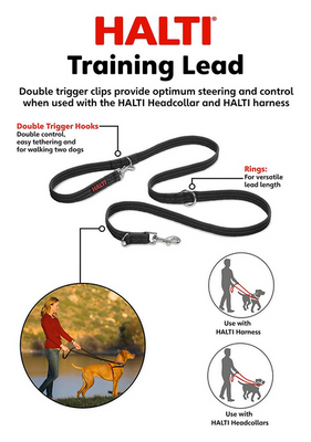 Halti Small Training Lead