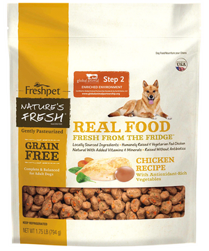 Natures Fresh Grain Free Chicken 1.75 lb. Bag