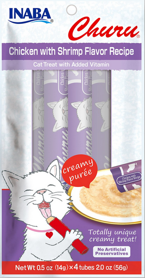 Churu Cat Grain Free Tuna Tube