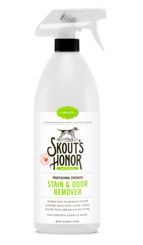 Skouts Honor Stain and Odor Remover Spray 35 oz.