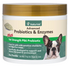 NaturVet Advanced Probioic/Enzyme Powder 4 oz.
