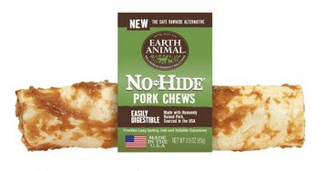 Earth Animal No-Hide Pork Chew 7 in. (Each)
