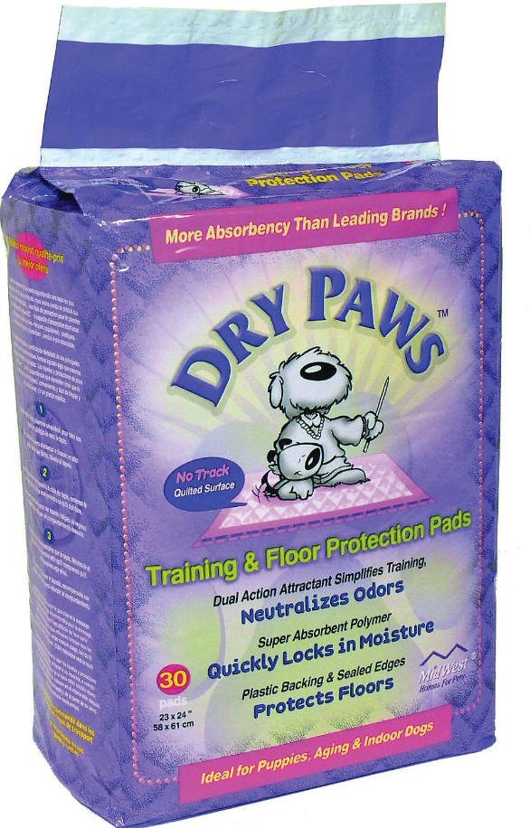 Dry Paws Training Pads 30 ct.