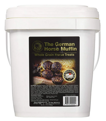 German Horse Muffins 14 lb.
