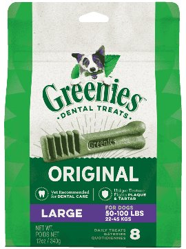 Greenies Treats - Large 12 oz.