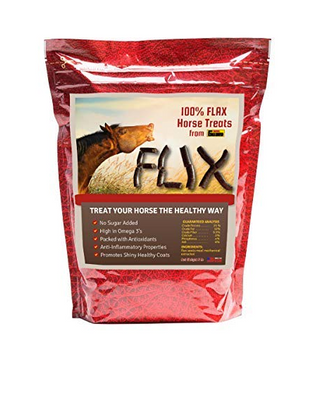 Flix Horse Treats 4 lb.