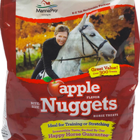 Manna Pro Bite Size Nuggets - Apple 4 lb.