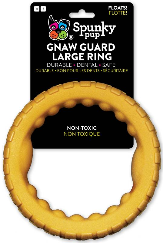 Spunky Pup Large Gnaw Guard Ring