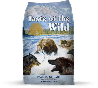 Taste of the Wild Pacific Stream Salmon Recipe for Dogs