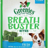 Greenies BreathBuster Fresh 1.2 oz.