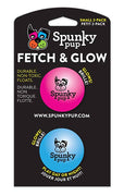 Spunky Pup Small Fetch Ball 2 pk