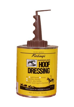 Fiebings Hoof Dressing w/ Applicator 32 oz.