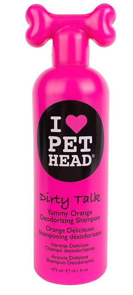 Pet Head Dirty Talk Shampoo 16 oz.