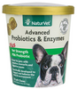 NaturVet Advanced Probiotics and Enzymes 70 ct.