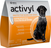 Activyl Water Resistant Protector Band for Dogs