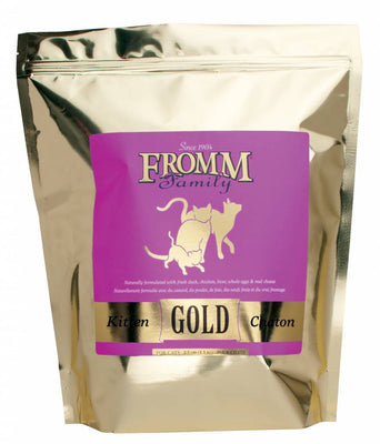 Fromm Gold Kitten Recipe for Cats 2.5 lb.