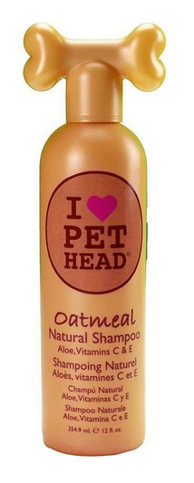 Pet Head Oatmeal Shampoo 12 oz.