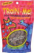 Crazy Dog Train-Me Bacon Treat 4 oz.