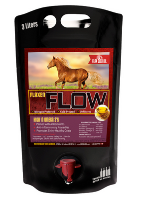 Flow 3L - Flaxseed Oil