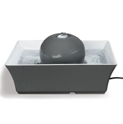 Grey Seascape Pet Fountain